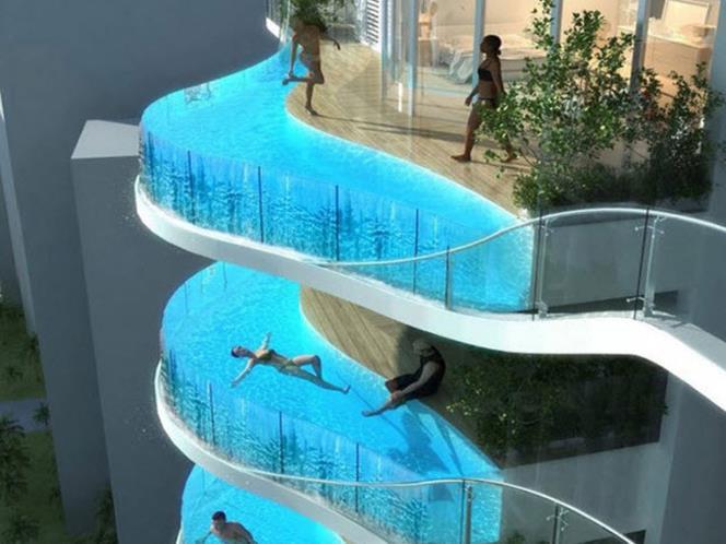 Les plus belles piscines au monde habitation n o r tro - Photo de la plus grande maison du monde ...